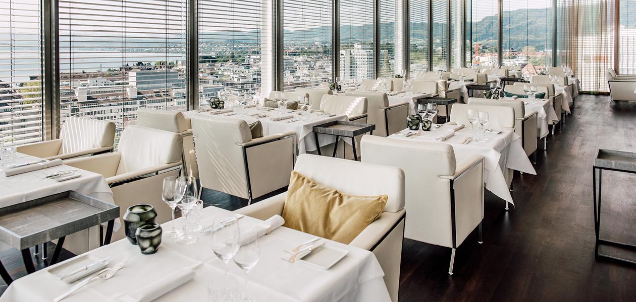 HAUTE Restaurant